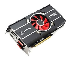 XFX Radeon HD 6850 XXX Edition 1GB GDDR5 PCIe 2.1
