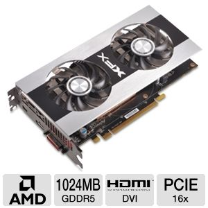 XFX Radeon HD 7770 Double D 1GB GDDR5 PCIe 3.0