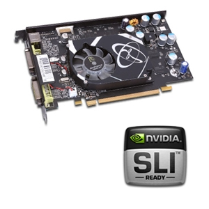 XFX GeForce 7600 GT XXX 256MB PCIe