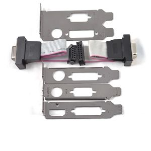 XFX MA-BK01-LP1K Low Profile Bracket Kit
