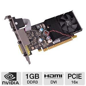 XFX GeForce 8400 GS 1GB DDR3 PCIe Video Card