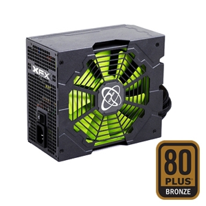 XFX 650W XXX Edition Modular Power Supply