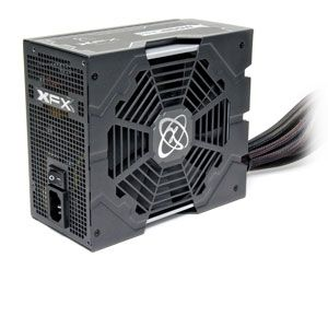 XFX 750W 80 Plus Bronze Core Edition PSU Bundle