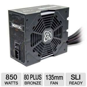 XFX 850W 80 Plus Gold Core Edition PSU