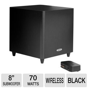 Polk Audio PSWi-8M Wireless Powered Subwoofer