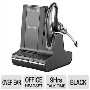 Plantronics Savi W730 Office Headset
