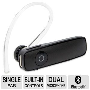 Plantronics Marque 2 M165 Black Bluetooth Headset