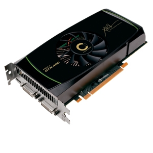 PNY GeForce GTX 460 XLR8 OverClocked 1GB GDDR5 SLI