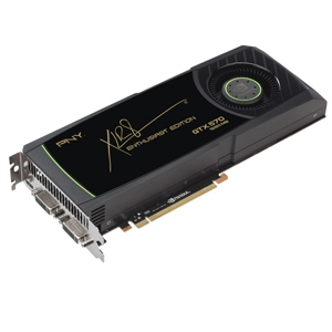 PNY GeForce GTX 570 Fermi 1280MB GDDR5 SLI Ready