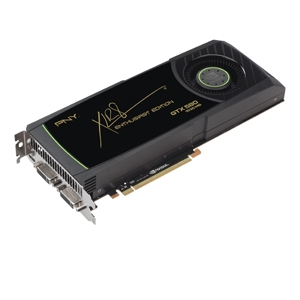 PNY GeForce GTX 580 Fermi 1536MB GDDR5 SLI Ready