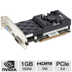 PNY GeForce GT 640 1GB DDR3 Video Card