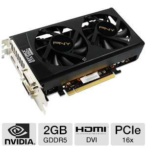 PNY GeForce GTX 650 Ti Boost OC Video Card