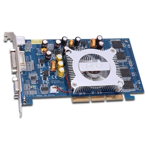 PNY Verto GeForce 6200 256MB AGP *x