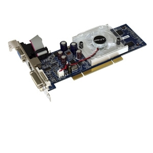 PNY GeForce 8400 GS 512MB DDR2 PCI, DVI &amp; VGA
