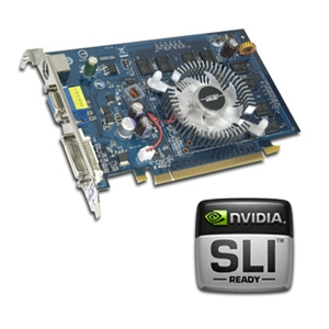 PNY GeForce 8500 GT 512MB PCIe