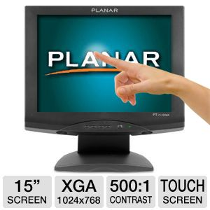 "Planar PT1510MX 15"" TouchScreen"
