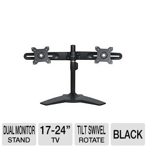 Planar AS2 997-5253-00 Dual Monitor Stand up to 24
