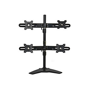 "Planar 997-5602-00 Quad Monitor Stand 15-24"" LCD"