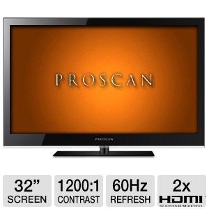 Proscan PLED3204A  32&quot; 720p 60Hz LED HDTV