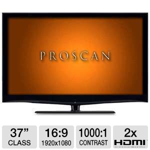 Proscan PLED3792A 37&quot; 1080p 60Hz LED HDTV