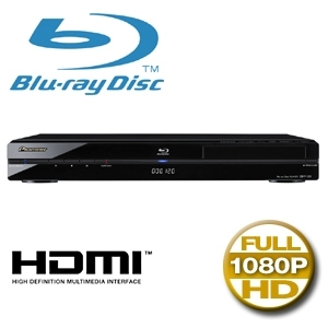Pioneer BDP121 Blu-Ray Player