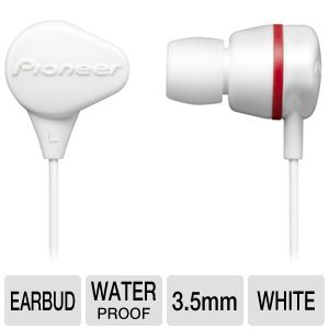 Pioneer Noise Isolating Waterproof Earbud