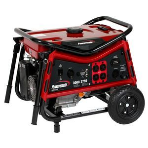 Powermate 3000W Generator w/Recoil Start