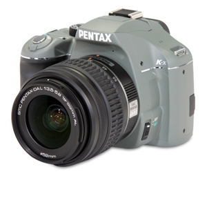 Pentax K-X 16319 Digital SLR