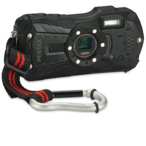 Pentax Optio WG-2 Waterproof Digital Camera