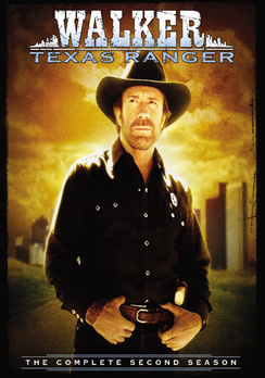 Walker, Texas Ranger: The Complete Second Season