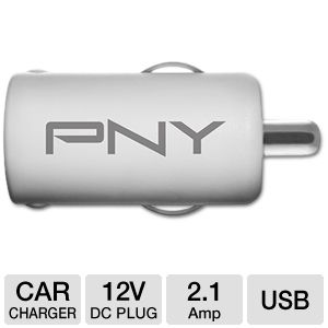 PNY Rapid USB Car Charger