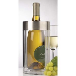 PRODYNE A901 ACRYLIC STEEL WINE COOLER ICELESS THI