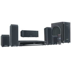 Panasonic SC-PT660 Home Theater System