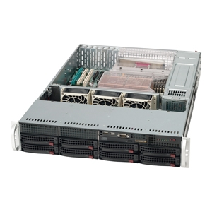 Systemax Mission Performance 5500 BTO SAS Server