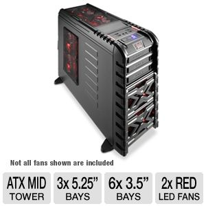 Aerocool Strike-X GT-Bk Mid Tower Gaming Case