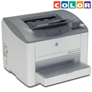 Konica 2530DL Network Laser Printer - Refurbished