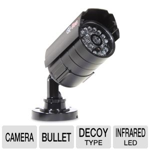 Q-See QSM26D Bullet Decoy Surveillance Camera
