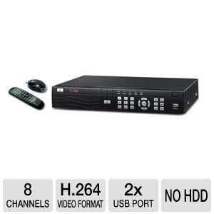Q-see QS408 Network Security DVR
