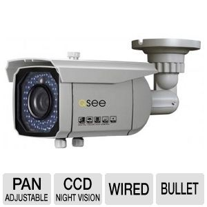 Q-See Elite Bullet Indoor Security Camera - QD6501