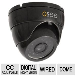 Q-See QM6007D Weatherproof Dome Camera