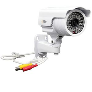 Q-SEE Weatherproof Camera w/ 100' ft NightVision