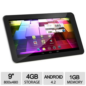 "ARNOVA 9"" A9 Dual-Core Android 4.2 JB Tablet"