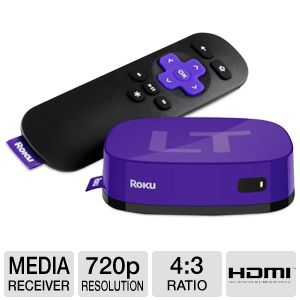 Roku LT Wireless Streaming Media Receiver