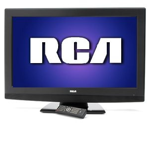 "RCA L32HD35D 32"" HDTV With Built-in DVD Player"