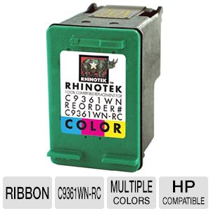 Rhinotek Compatible for HP 93 / C9361WN Color Ink