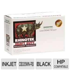 Rhinotek CB335WN-RB Black Ink Cartridge