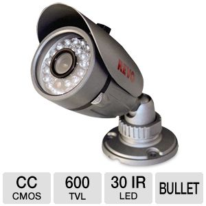 Revo Indoor/Outdoor Bullet Security Camera