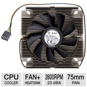 Gelid Slim Silence I-Plus CPU Cooler