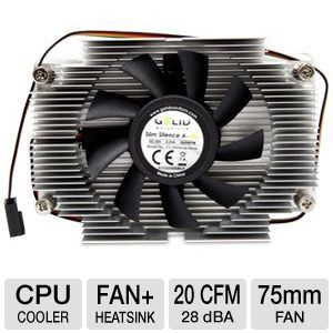 Gelid Slim Silence A-Plus CPU Cooler