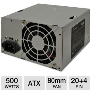 Pixxo PL Series 500W Power Supply